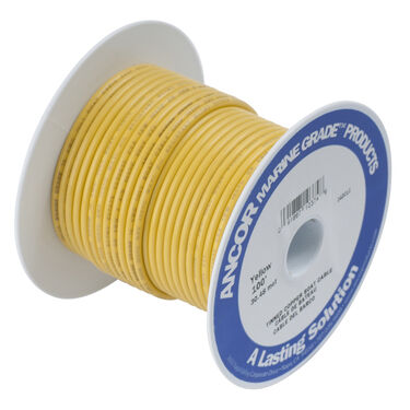 Ancor Marine Grade Primary Wire, 8 AWG, 25'