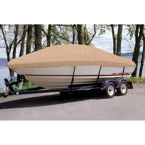 Ultima Solution Dyed Polyester Boat Cover For Supra Ts6M Comp Closed Bow