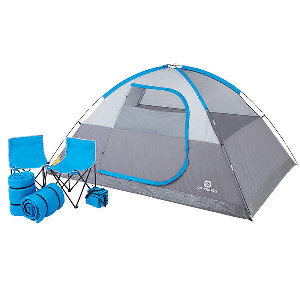 Outbound 6-Piece Combo Camping Set