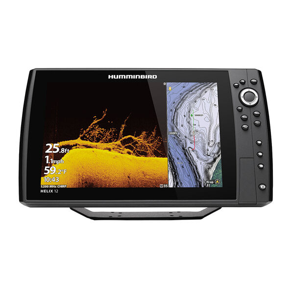 Humminbird HELIX 12 CHIRP MEGA DI+ GPS G4N CHO Display Only