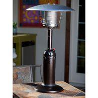 Hammer Tone Bronze Finish Table Top Patio Heater