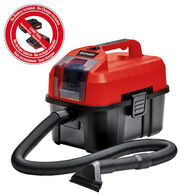 TE-VC 18/10 Li Cordless Wet / Dry Vacuum