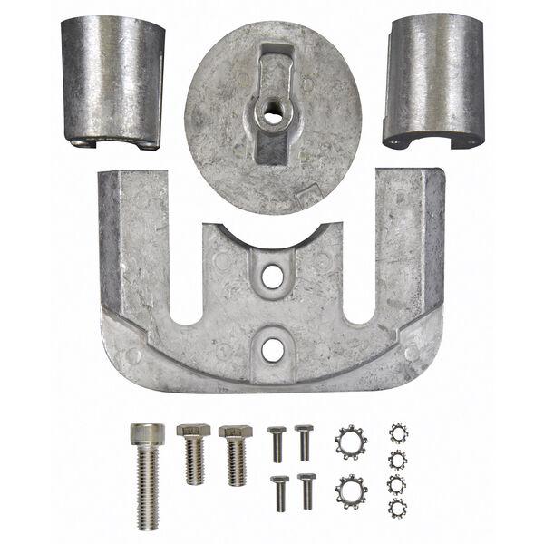 Sierra Aluminum Anode Kit For Mercury Marine Engine, Sierra Part #18-6160A