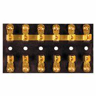 Six Gang SFE/AGC Fuse Block