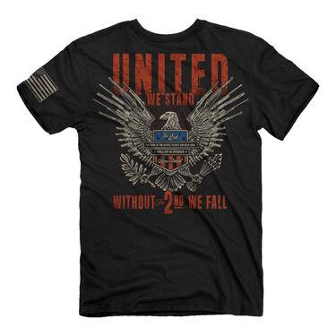 Buck Wear Men's United We Stand Short-Sleeve Tee