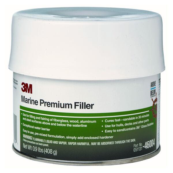 3M Marine Premium Filler, Pint