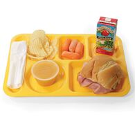 Cafeteria Tray, Yellow