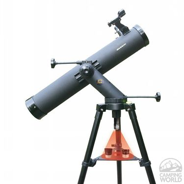 Cassini SmartScope Astronomical Reflector Telescope with Smartphone Photo Adapter, 800x80mm