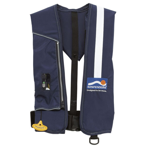 SOSpenders 32 Gram Manual Inflatable PFD