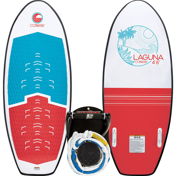 Connelly Laguna Wakesurf Board With Rope