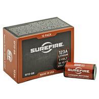 SureFire 123A Lithium Batteries, 12-Pack