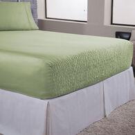 Bed Tite Microfiber Twin Sheet Set, Sage