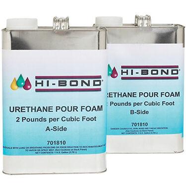 Hi-Bond Pour Foam Kit, 2 Quarts (2 lbs. Per Cubic Foot Density)
