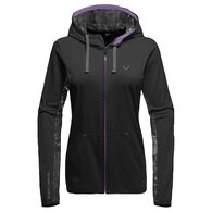 Black Antler Women's Dame Full-Zip Hoodie
