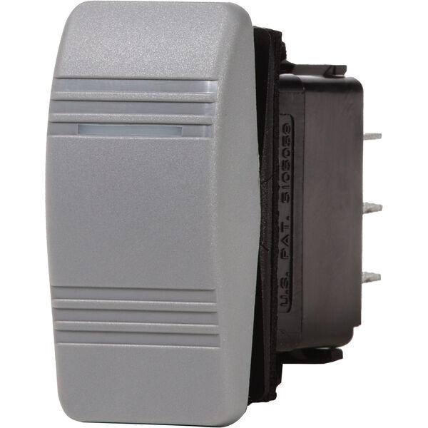 Blue Sea Systems Contura III Switch, DPST OFF-ON