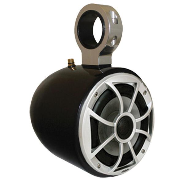 Monster Tower Wet Sounds Single Barrel Speaker With Universal Inserts, Black