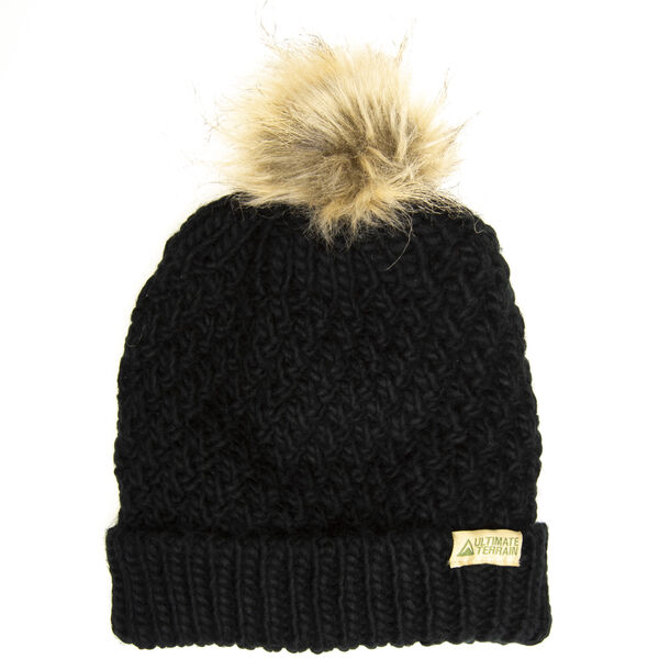 Ultimate Terrain Women's The Jess Pom Beanie