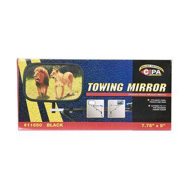 Deluxe Door Mount Towing Mirror