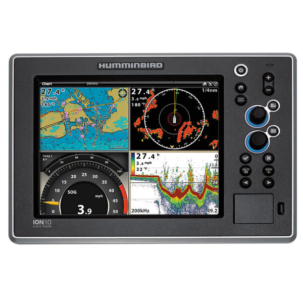 "Humminbird ION10 10.4"" Multifunction Display"