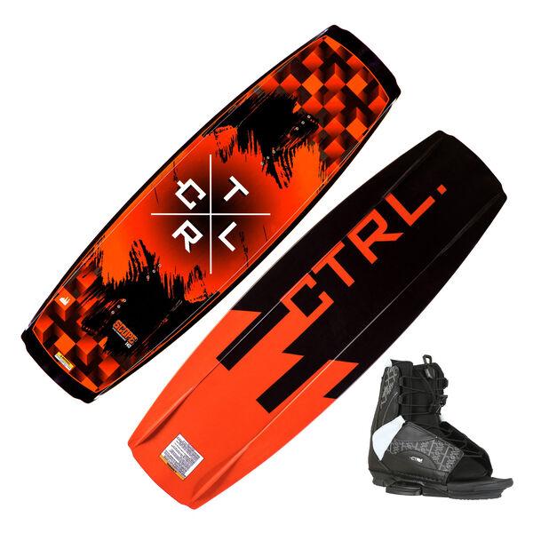 CTRL Scope Wakeboard With Standard Bindings