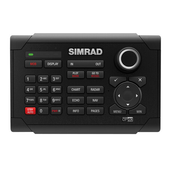 Simrad OP40 Wired Remote For NSO / NSE Systems