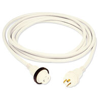 Marinco 30-Amp 125V Power Cord Plus Cord Set With LED, 50'