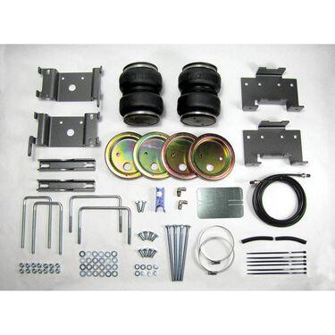 Pacbrake AMP Air Suspension Kits, 2004-2015 Nissan Titan 2WD/4WD