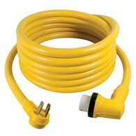 50-Amp 30' RV Right Angle Cord Set