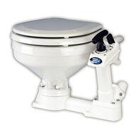 Compact Manual Marine Toilet