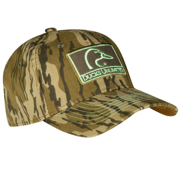 Ducks Unlimited Women's Logo Patch Camo Cap