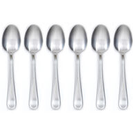 Cambridge Silversmiths Malibu 6-Piece Teaspoon Set