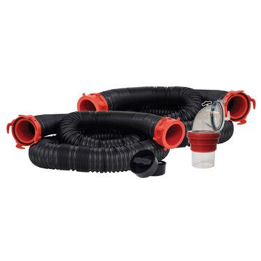 Dominator Sewer Hose Kit, 15'