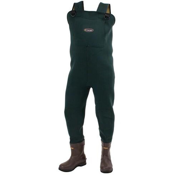 Frogg Toggs Amphib 3.5mm Neoprene Cleated Boot-Foot Waders