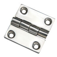 "Whitecap Stainless Steel Butt Hinge, 2"" x 2"""