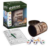 National Parks Travel Edition Yahtze