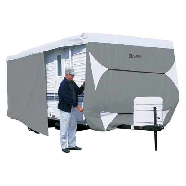 Classic Accessories PolyPRO 3, Travel Trailer Cover, 27'-30'