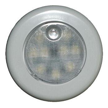 """LED 3"""" Round Interior Puck Light, Recessed"""
