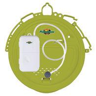 Flambeau Outdoors Premium Bait Bucket Lid with Portable Aerator