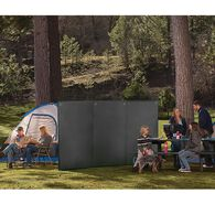 WallUp Portable Privacy Wall, Black