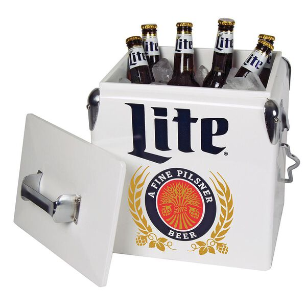 Miller Lite Ice Chest, 13L
