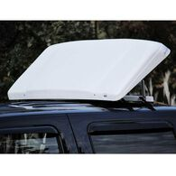 "56"" x 22"" Wind Deflector, Polar White"