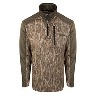 Drake Waterfowl Camo Breathlite 2.0 1/4-Zip Pullover