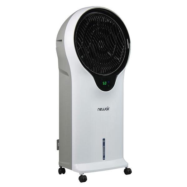 NewAir Portable Evaporative Cooler Fan, White