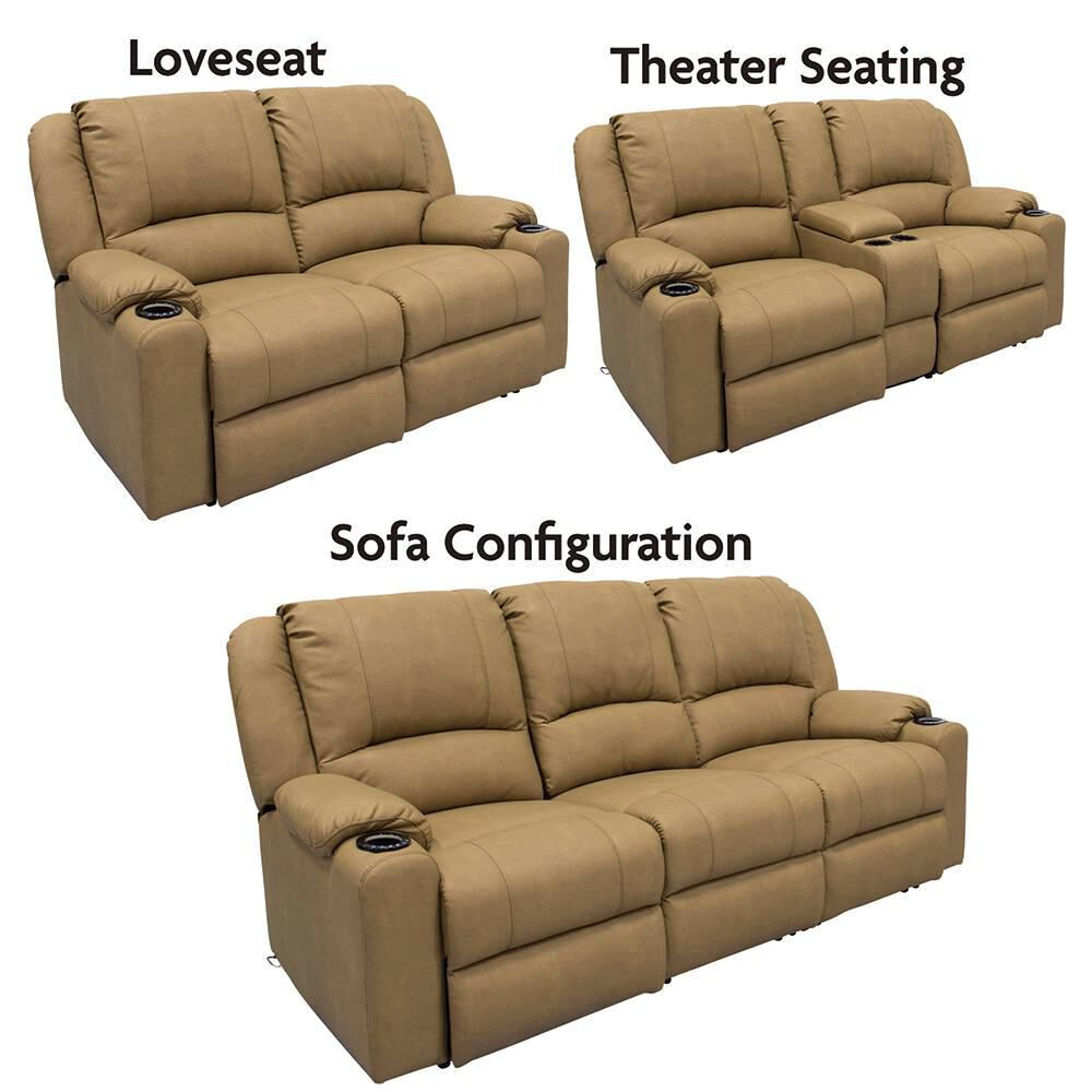 Seismic Series Modular Theater Seating Camping World