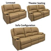 Seismic Series Modular Theater Seating