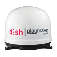 DISH® Playmaker® Dual Portable Satellite Antenna, White