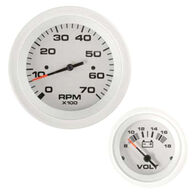 Sierra Arctic 2nd Engine Outboard Gauge Set, Sierra Part #69723P