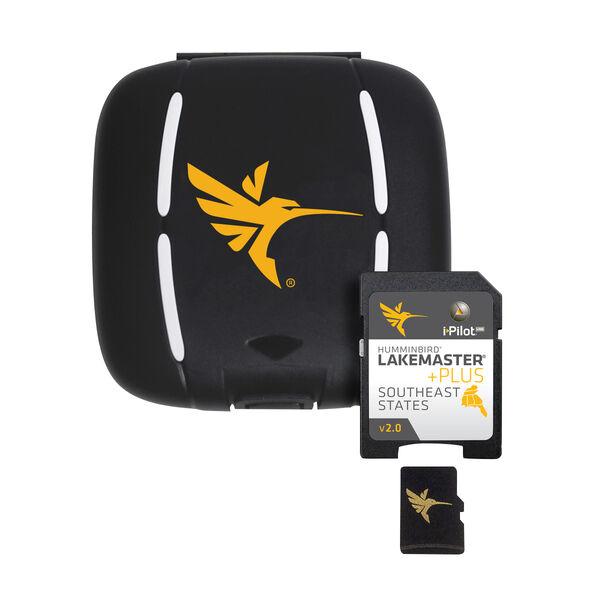 Humminbird LakeMaster Plus Chart MicroSD/SD Card, Southeast States