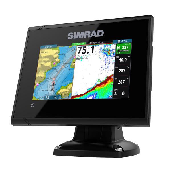 Simrad GO5 XSE Chartplotter/Multifunction Display - No Transducer