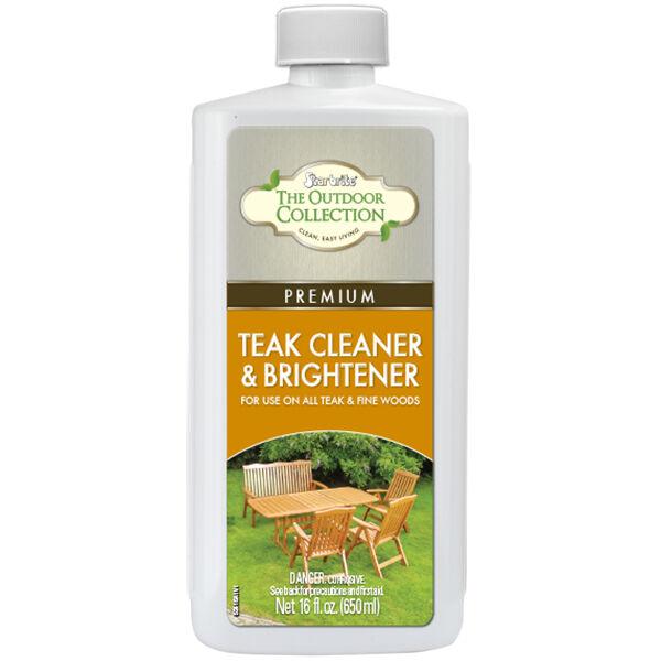 Star Brite Outdoor Collection Teak Cleaner/Brightener, 16 oz.